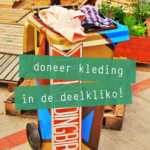 Nederland moet kantelen. Koop minder kleding.