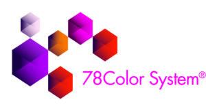 logo 78 color system